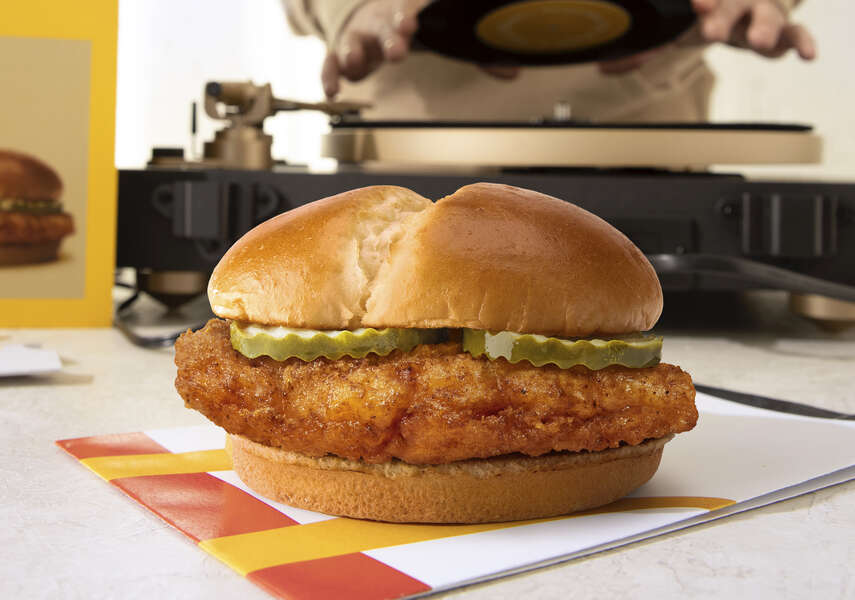 You Can Score Early Access to McDonald's New Chicken Sandwich Before Everyone Else