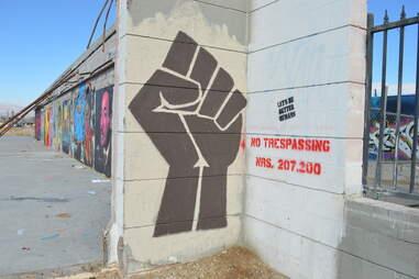 blm mural