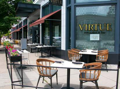 Virtue Restaurant exterior