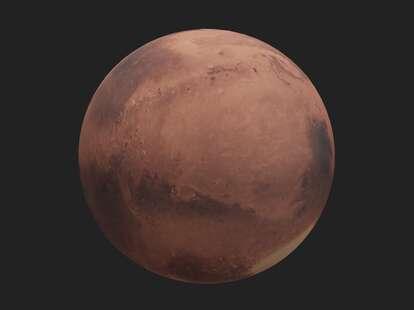 how far away is Mars