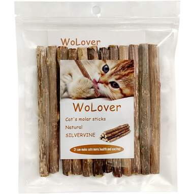 WoLover Silvervine Sticks