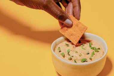moonshot snacks dipping sauce