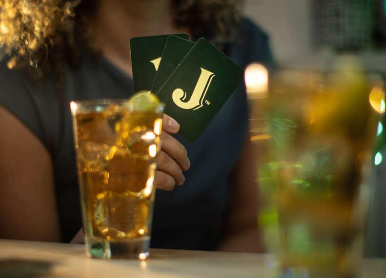 Jameson Irish Whiskey home entertainment kit