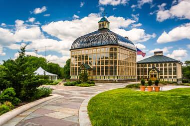 Howard Peters Rawlings Conservatory