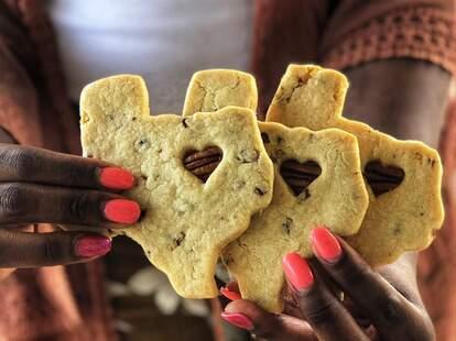 Kessler Baking Studio Texas cookies
