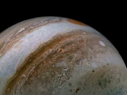 Jupiter image juno