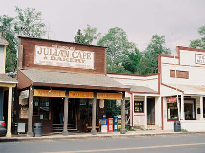 Historic Downtown City of Julian