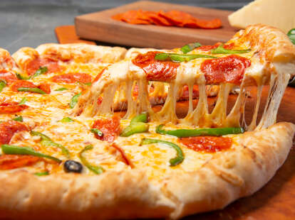 favorite pizza in every state