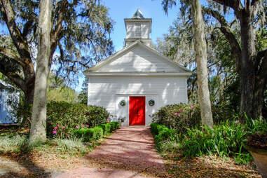Micanopy Baptist Church