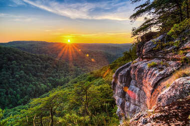 Big South Fork, Tennessee