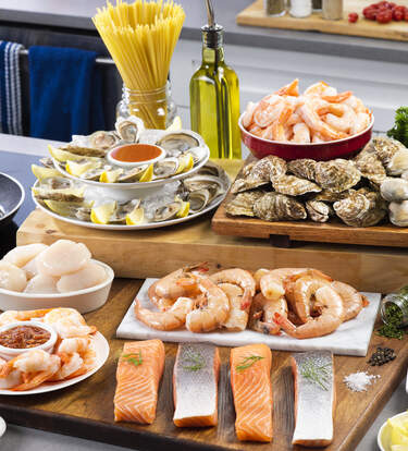 Get NYC's Freshest Seafood Delivered Right to Your Door