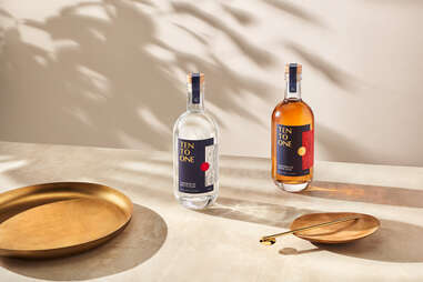 ten to one rum