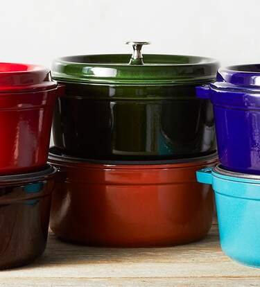 Save Up to 50% on All Kinds of Premium Staub Cookware Right Now