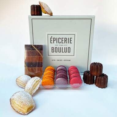 Daniel's French Sweets Gift Box from Daniel Boulud Kitchen