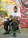Atlanta-based artist, FRKO