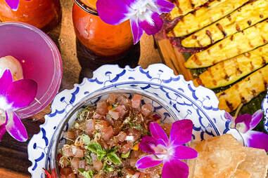 Lao Table Koi Tuna