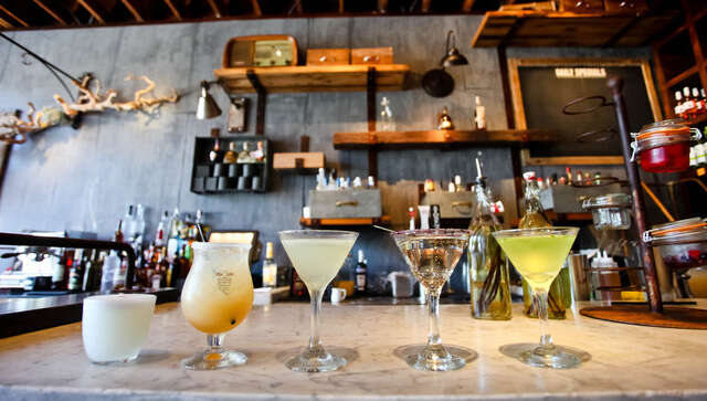 Four days of cocktails, food, and boozy jingoism