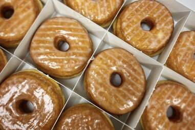 Beacon Doughnut Co. glazed