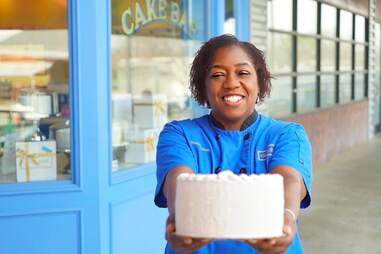Cake Bar owner