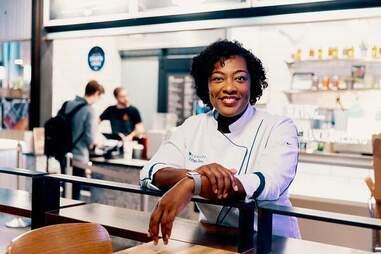 Tiffany Derry, Roots Chicken Shak owner