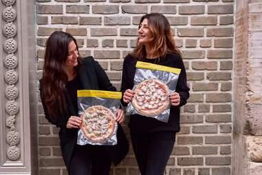 Martina Rossi Kenworthy & Bianca Kenworthy La Rossi Pizza