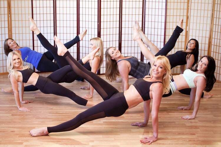 Endurance Pilates and Yoga
