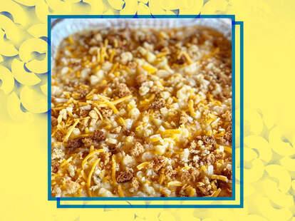 pasta louise cheese sauce recipe