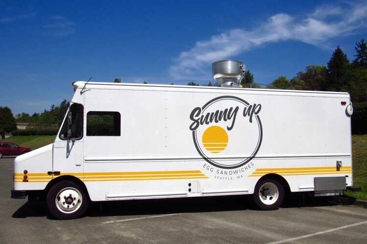 Sunny Up Food Truck