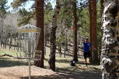 Beaver Ranch Disc Golf Course