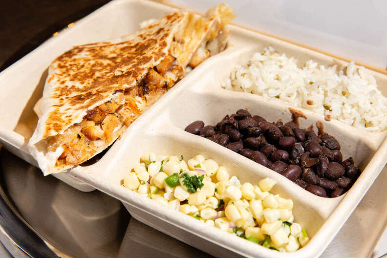 Chipotle's Hand-Crafted Quesadilla