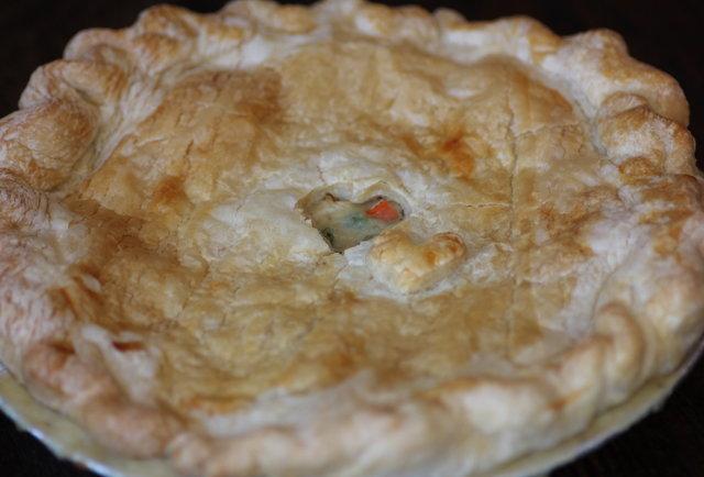 Baker gets pies
