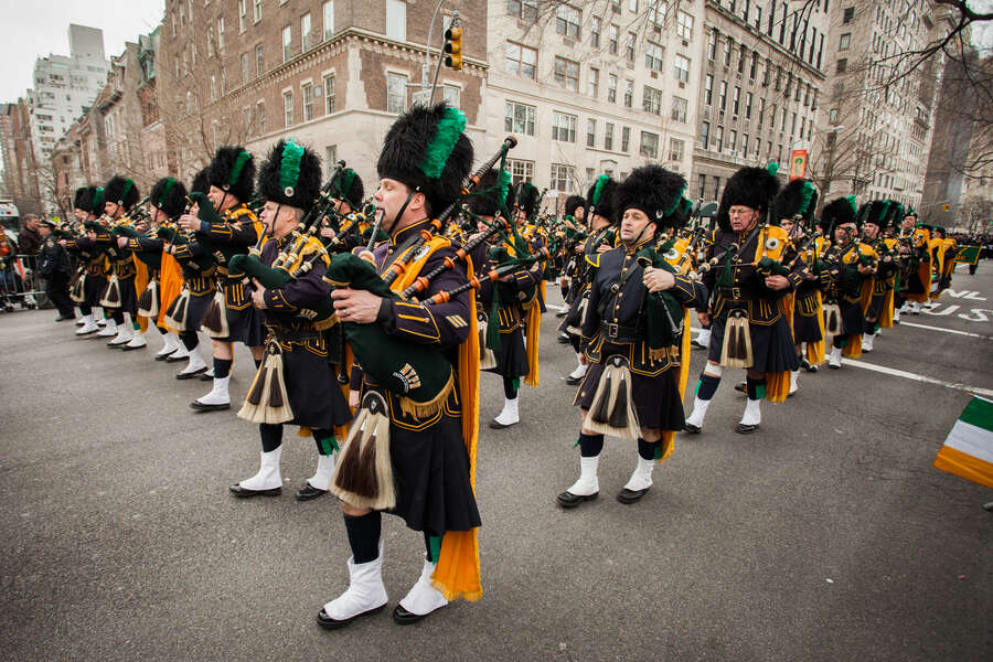 How To Celebrate St. Patrick's Day in NYC
