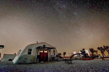 moon camp airbnb under the stars