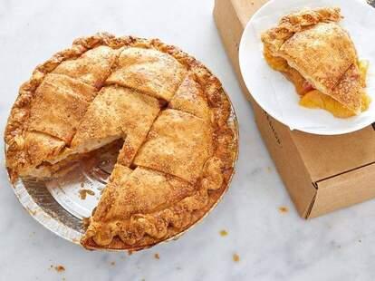 Three Babes Bakeshop apple pie