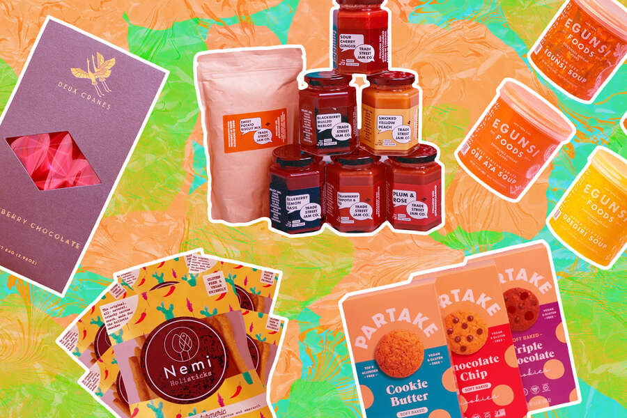 12 Delicious Snack Food Brands Founded by Women of Color