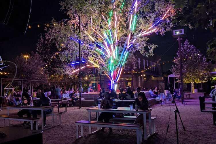 Axelrad Beer Garden