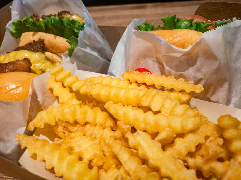 Shake Shack's Giving Out Free Fries to Celebrate Its New Nationwide Delivery