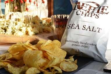 kettle chips snacks