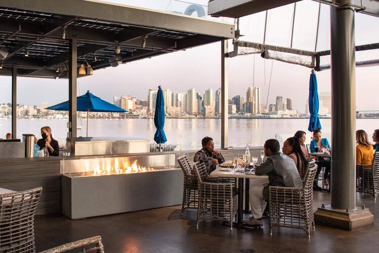 Coasterra Restaurant