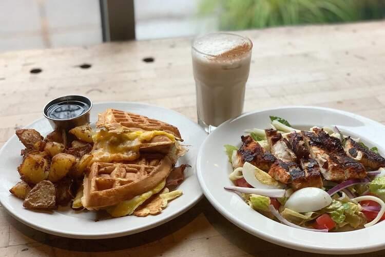 West Egg Café