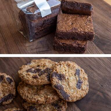 Cookies + Brownies Gift Box from Tartine Bakery