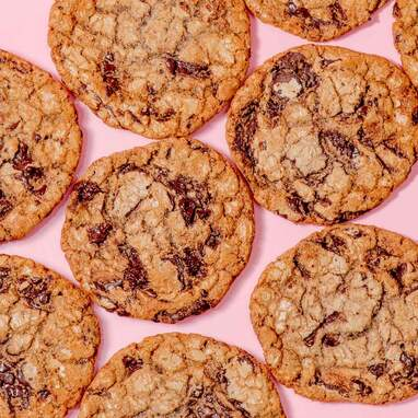 Jacques' World Famous Chocolate Chip Cookies - 12 Pack