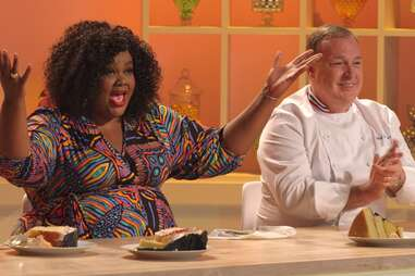 nicole byer in nailed it