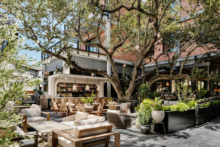 Best Patios For Eating And Drinking, Covered Patio Austin