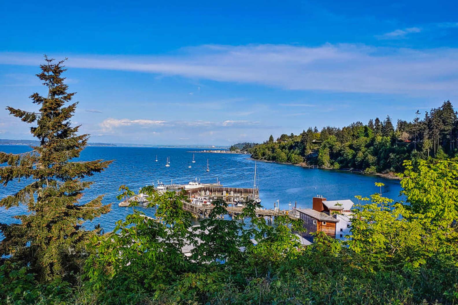 Courtesy of Whidbey Island, Washington
