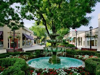 Suburban Square in Ardmore, PA