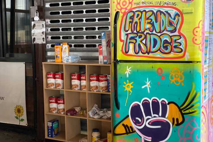 The Friendly Fridge Bronx
