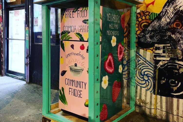 Mott Haven Community Fridges