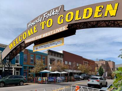 Visit Golden, CO