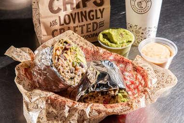 National Burrito Day deals 2021